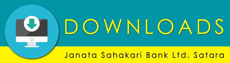 Downloads Janata Sahakari Bank Ltd. Satara